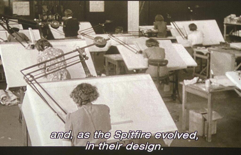 Vrouwen updaten het ontwerp